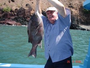 Light Offshore Fishing